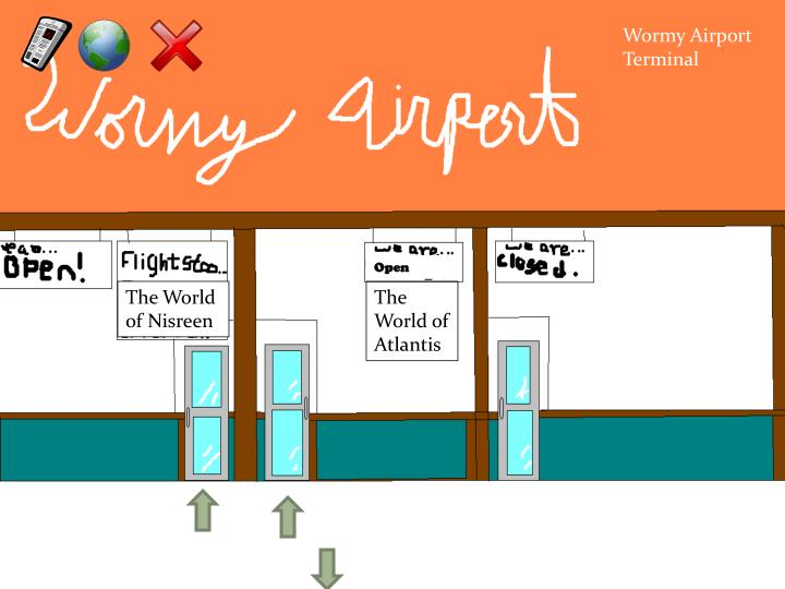 Wormy Airport Terminal