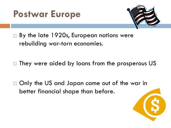 Postwar Europe
