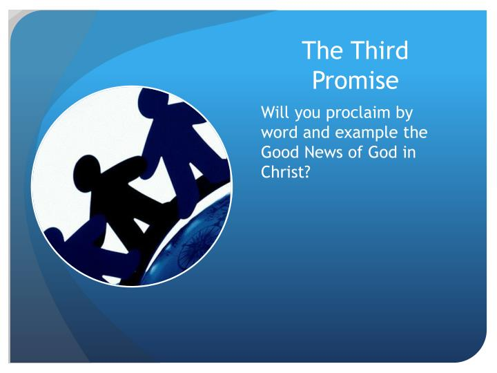 The Third Promise