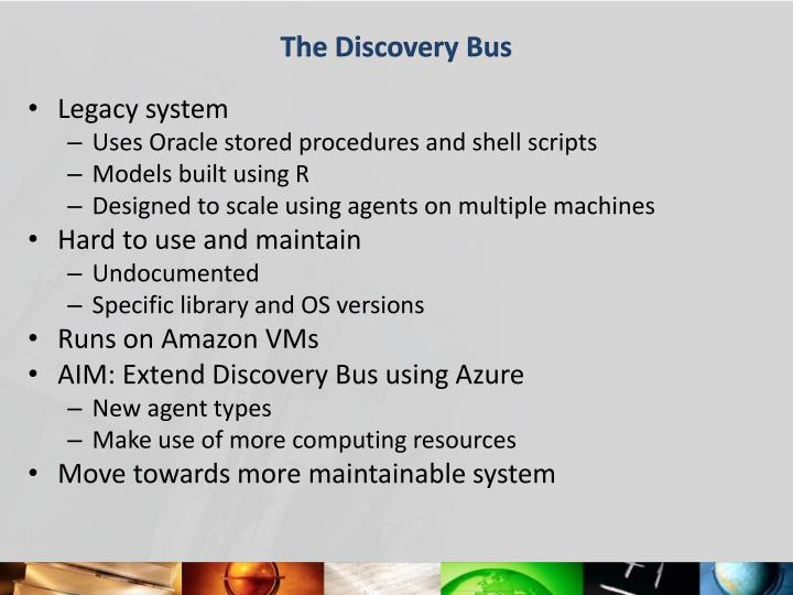 The Discovery Bus