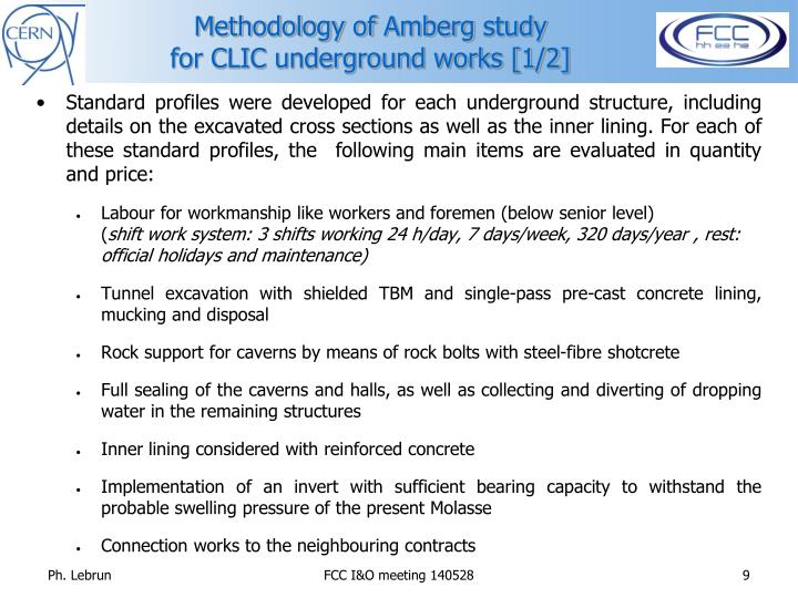 Methodology of