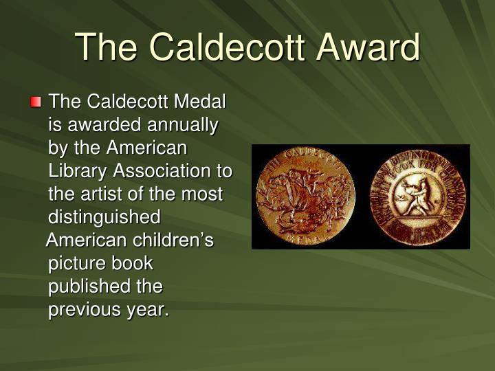 The Caldecott Award