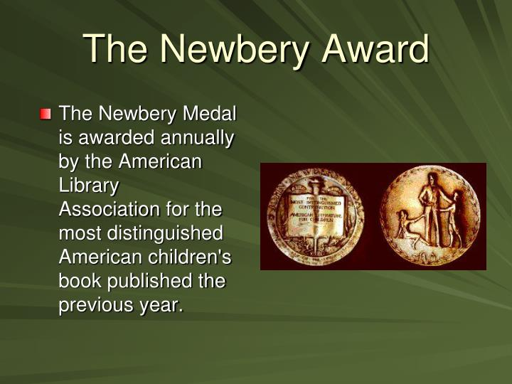 The newbery award