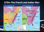 1754 the french and indian war2