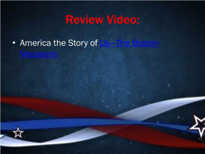 Review Video:
