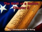 the birth of a nation chapter 2