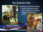 the southern war1