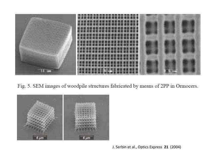 J. Serbin et al., Optics Express