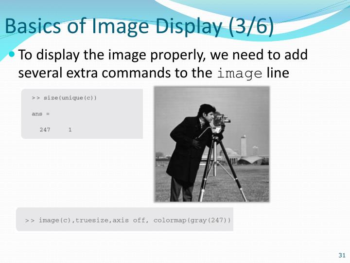 Basics of Image