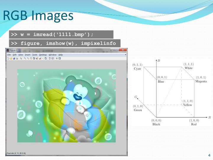 RGB Images