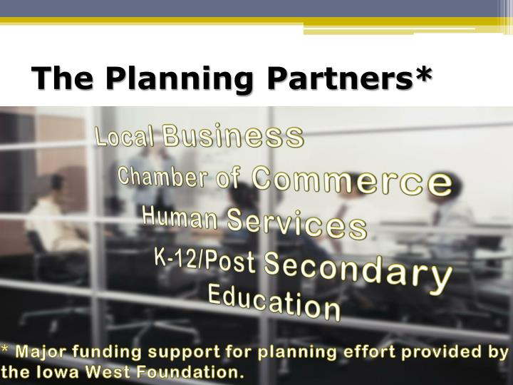 The Planning Partners*