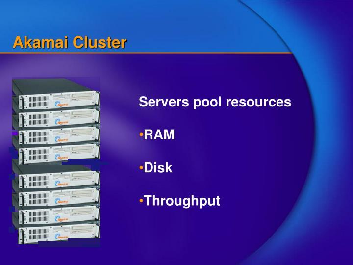 Akamai Cluster