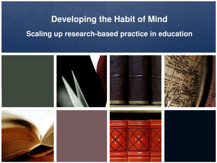 research based exam Evidence-based practice is an approach that tries to specify the idea was not to test the approaches but the development of questions using research-based.