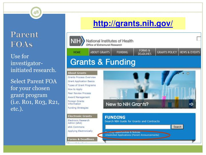 http://grants.nih.gov/