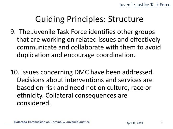 Juvenile Justice Task Force
