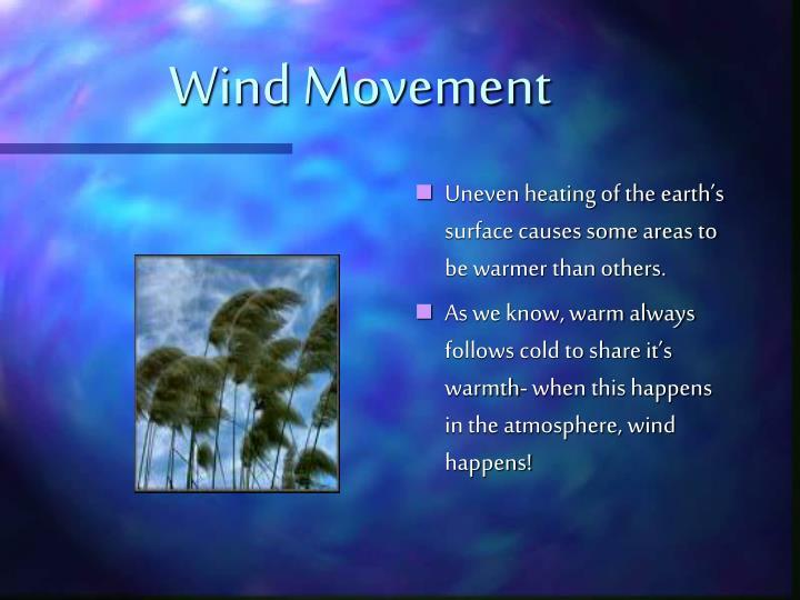 Wind Movement