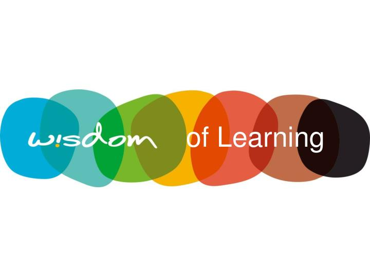 of Learning