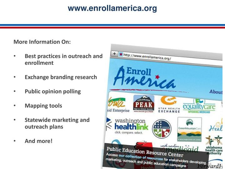 www.enrollamerica.org