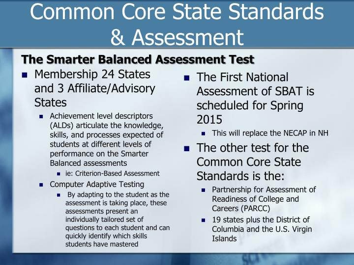 Common Core State