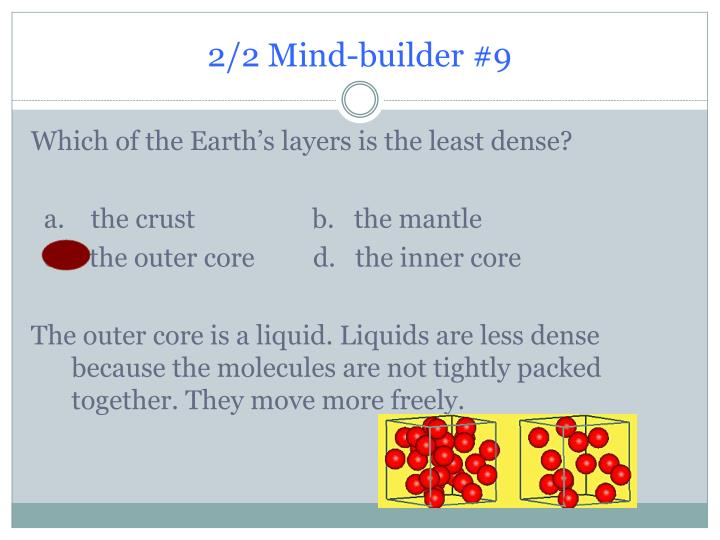 2/2 Mind-builder #9