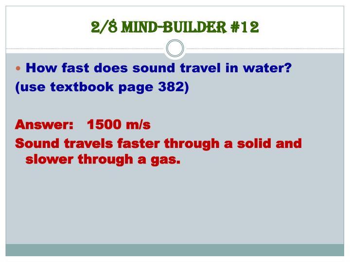 2/8 Mind-builder #12