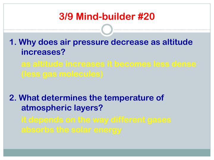 3/9 Mind-builder #20