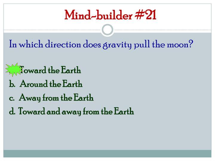 Mind-builder #21