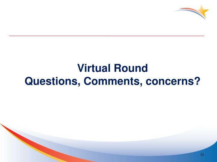 Virtual Round
