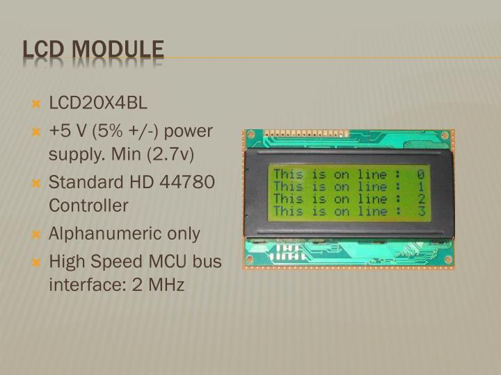 LCD20X4BL
