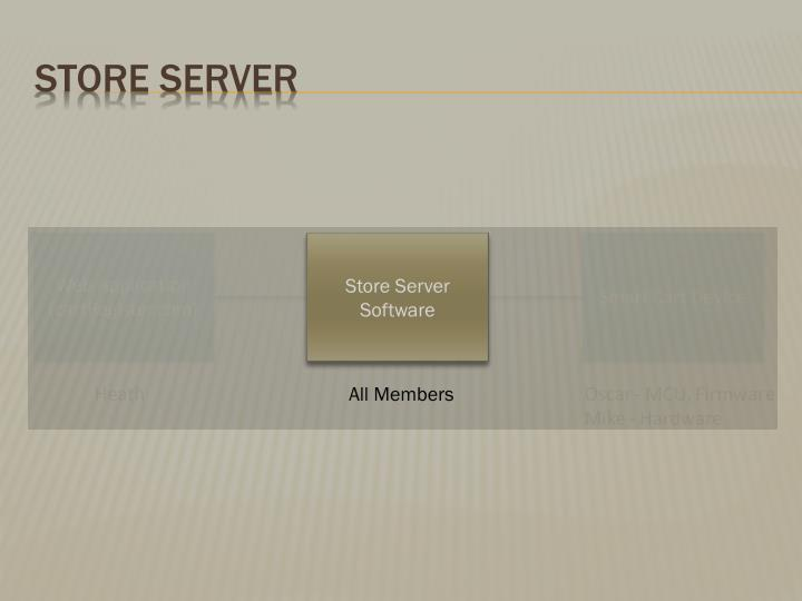 Store Server