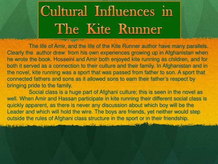 Cultural  Influences  in