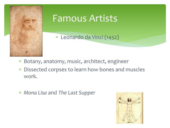 Leonardo da Vinci (1452)