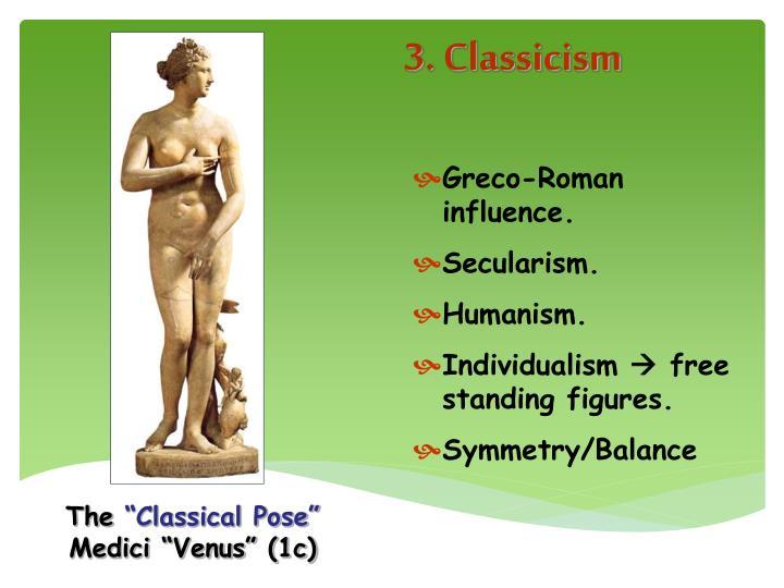 3. Classicism