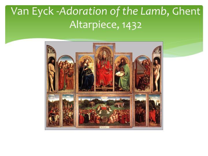Van Eyck -