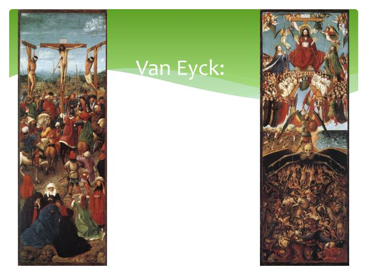 Van Eyck: