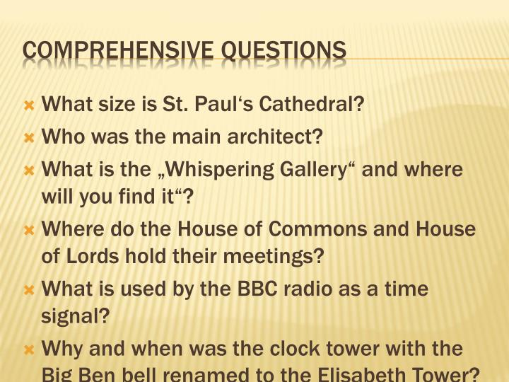 What size is St. Paul's Cathedral?