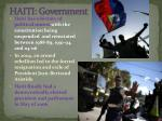 haiti government2