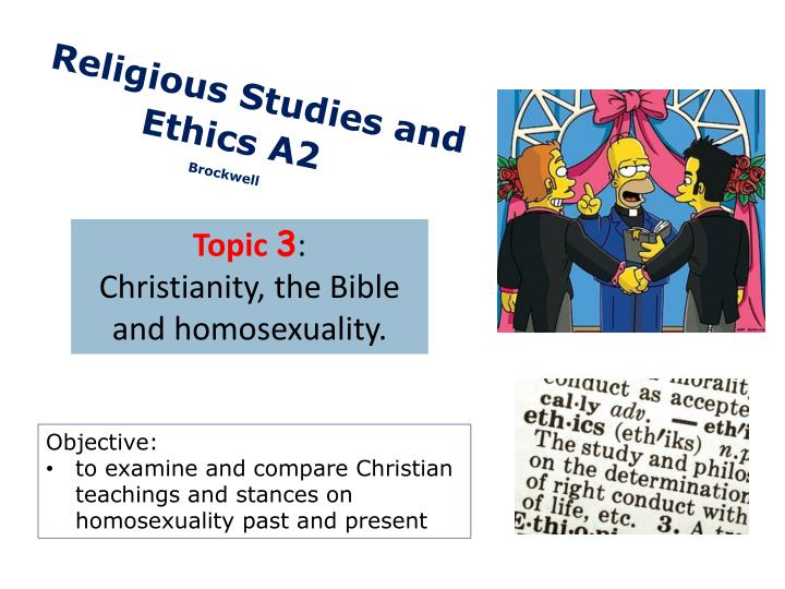 essays on homosexuality and christianity Providing students in high school and college with free sample essays, research papers, term papers, thesis and dissertation persuasive essay on homosexuality.
