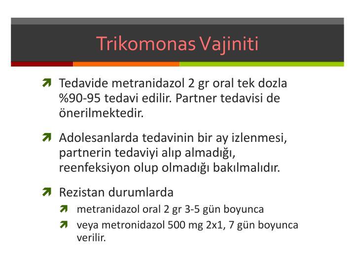 Trikomonas