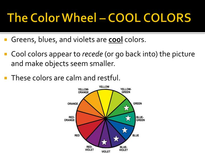 The Color Wheel – COOL COLORS