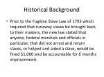 historical background