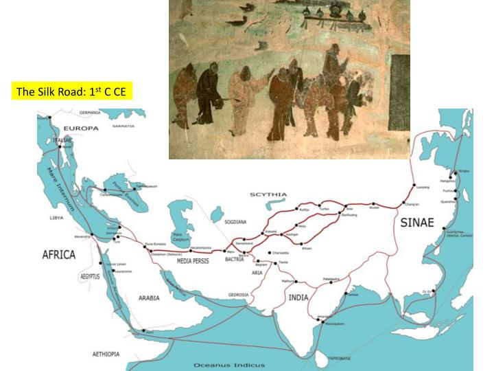 The Silk Road: 1