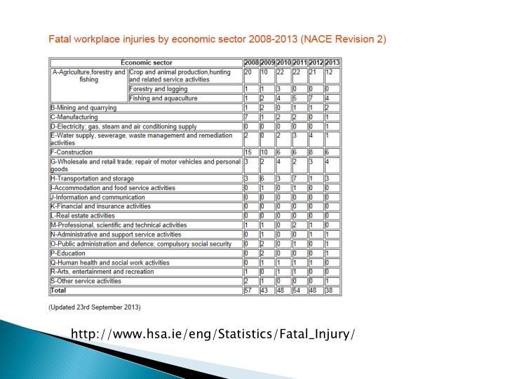 http://www.hsa.ie/eng/Statistics/Fatal_Injury/