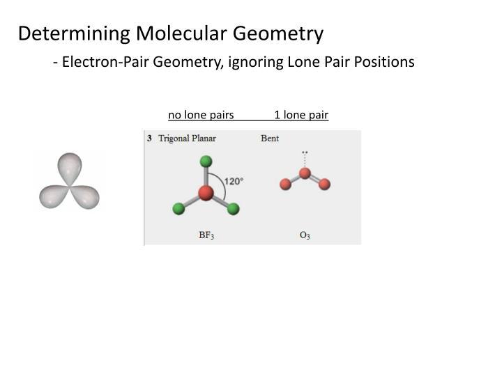 Determining Molecular