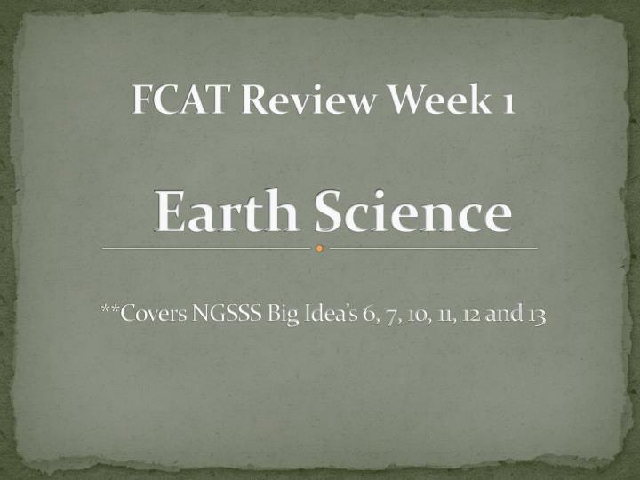 earth science review A considerable amount of information is now available about alternative  conceptions in the physical and biological sciences and their implications for  teaching.