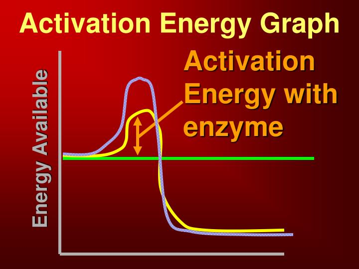 Activation Energy Graph