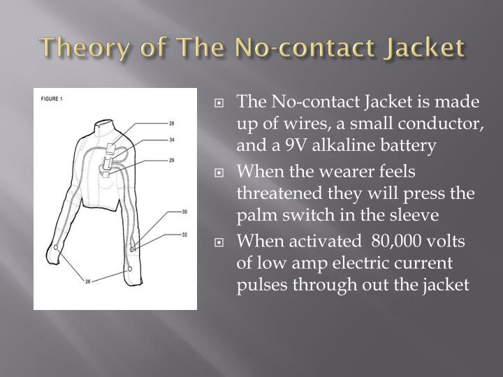 Theory of The No-contact Jacket