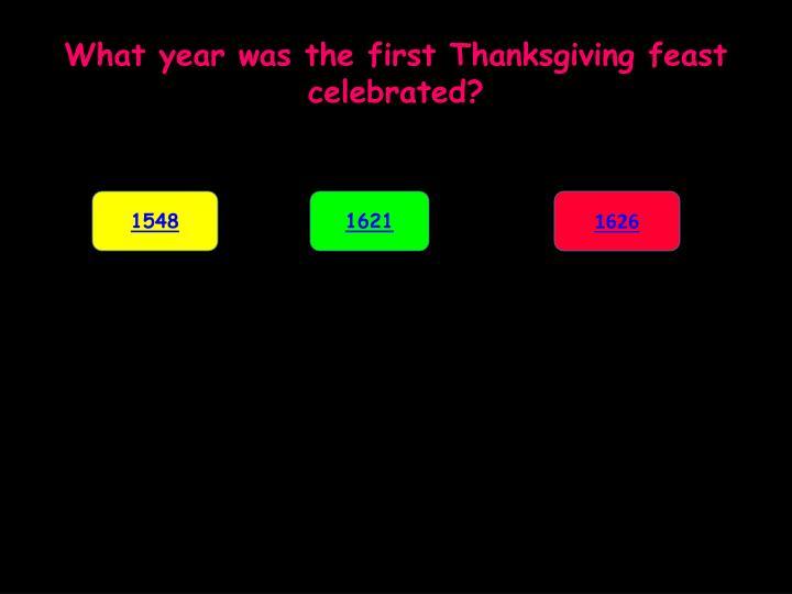Ppt Thanksgiving Trivia Quiz Powerpoint Presentation