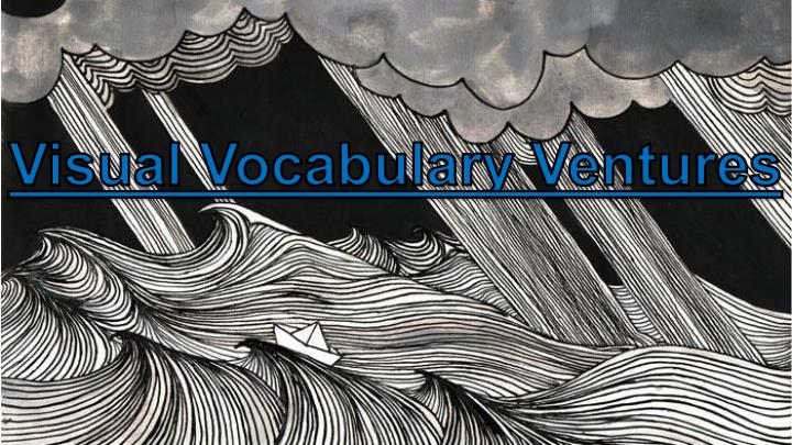 Visual Vocabulary Ventures