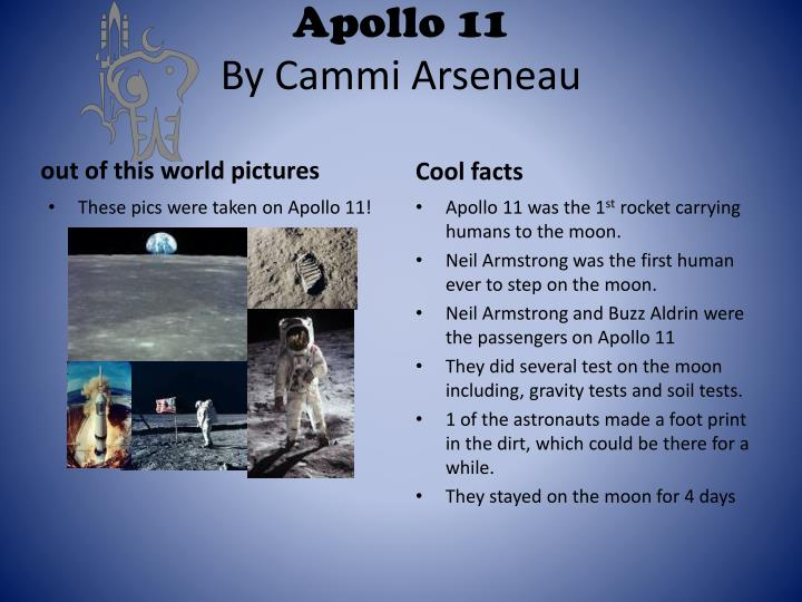 PPT - Millions of Moon Facts (or at least 27 anyway ...